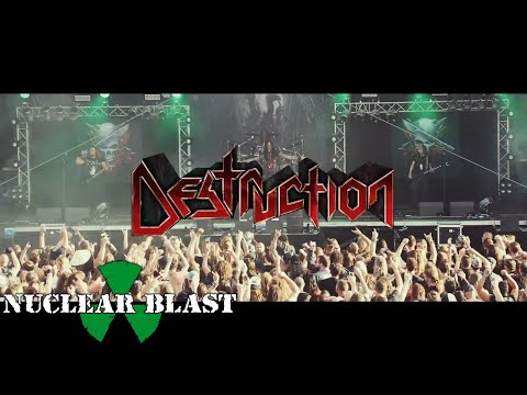 DESTRUCTION - Born To Perish - Live @PartySan (OFFICIAL LIVE VIDEO)