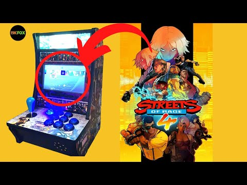 PS4 on Arcade1up countercade! from 19kfox