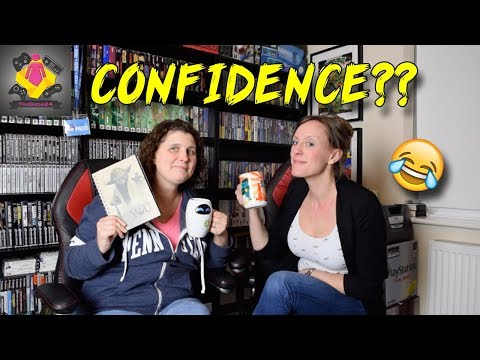 THE INTERVIEW | Confidence, VIDEO GAMES and MORE | 2 Girls 1 Gaming Topic | TheGebs24