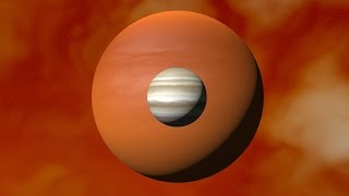 What If We Replace Jupiter With The Largest Exoplanet, Universe Sandbox ²