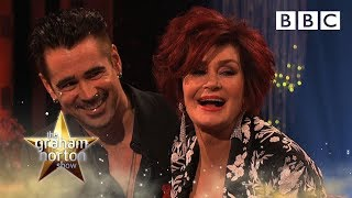 Download Sharon Osbourne chats about cosmetic surgery - The Graham Norton Show: Episode 7 preview - BBC One Mp3 and Videos