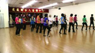 Little Quizas -Line Dance (Demo & Teach)