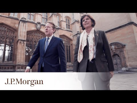 J.P. Morgan Leads Historic Bond Deal | Oxford University Bond | J.P. Morgan