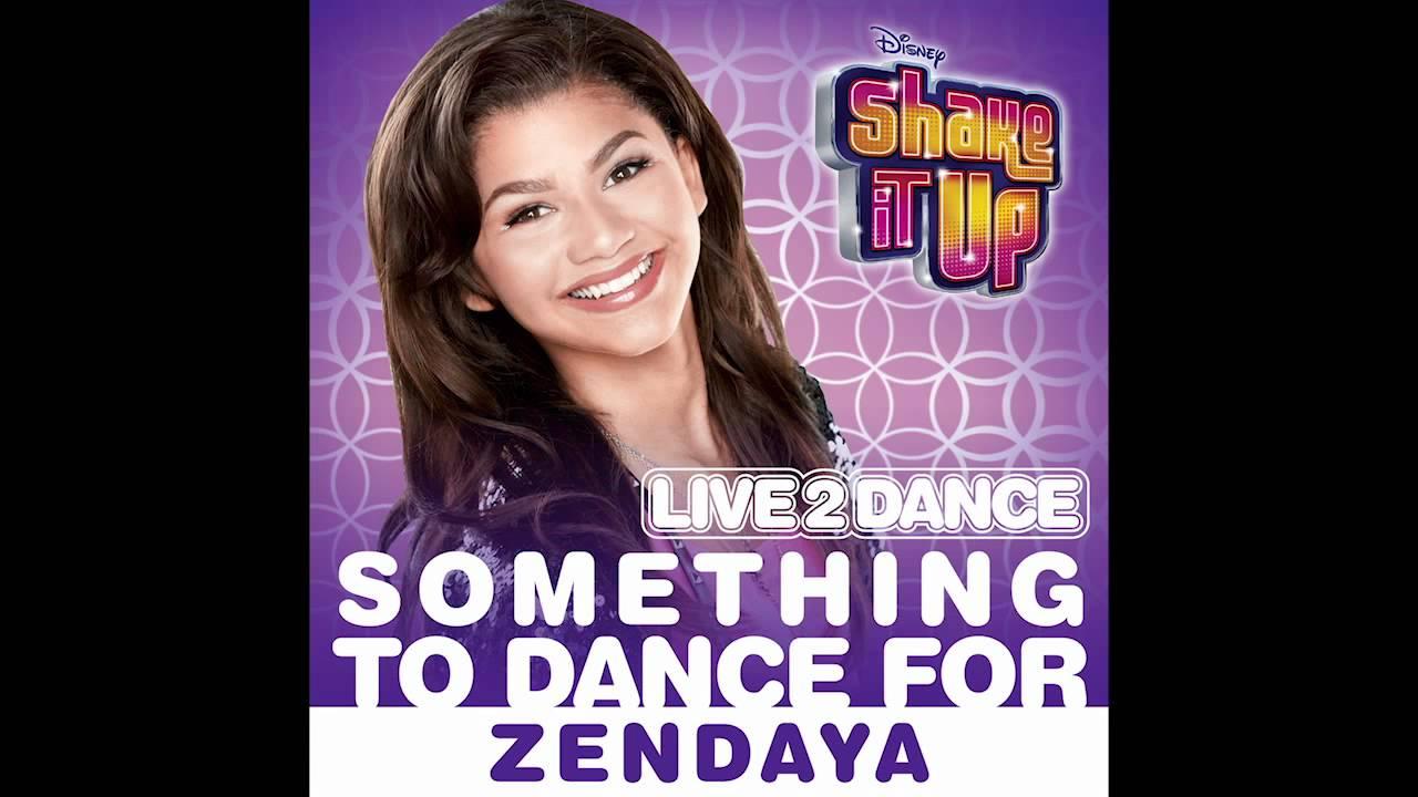 Zendaya something to dance for lyrics video