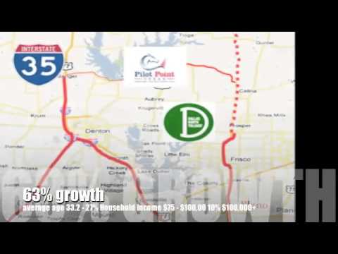 Pilot Point   Strategically Located For The Future