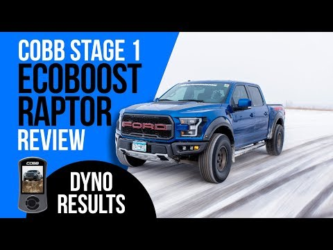 Ecoboost Raptor Cobb Stage 1 Tune Review and Dyno Results