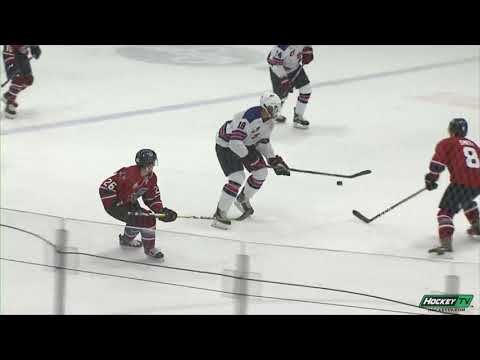HIGHLIGHTS:  U18s vs Central Illinois Flying Aces 11.18.17