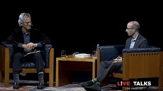 Yuval Noah Harari in Conversation with Terrence McNally - Live Talks LA
