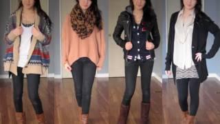 One of Sylvia Jade's most viewed videos: Lookbook: Winter 2011