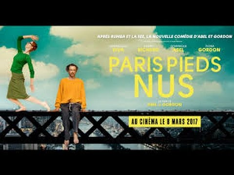 Paris pieds nus (Lost in Paris) En Français Streaming