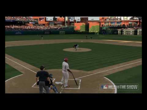MLB the Show 09 PS3 NYM at PHI Howard embarrasses ...