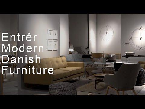 Entrér - Modern Danish furniture