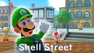 Super Mario Party Challenge Road ◆ Luigi Shell Street Part 1 Master #8