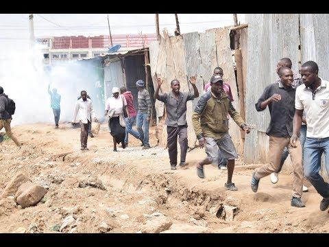 Raila condemns brutal killings in Baba Dogo