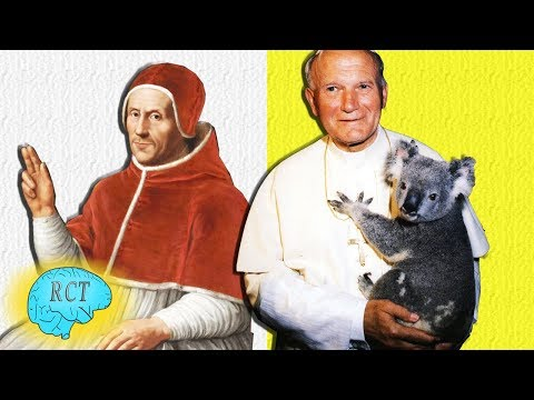 50 Fascinating Papal Firsts