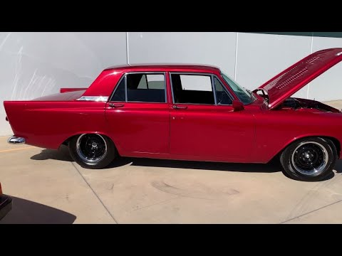 1962 Ford Mark 3 Zephyr - BAD63Z