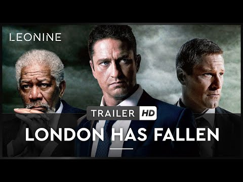 London Has Fallen - Trailer (deutsch/german)