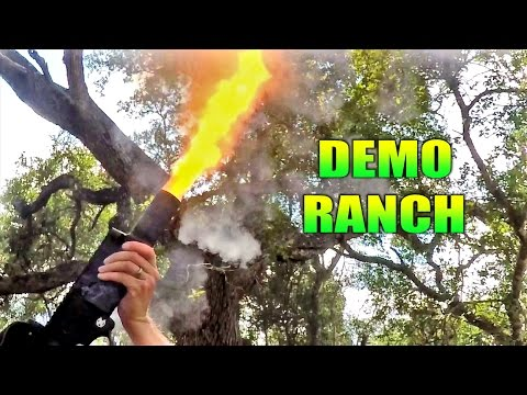 Grenade Launcher that ANYONE can OWN!!!