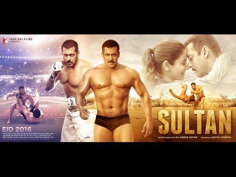 Sultan Movie (2016)   Salman Khan, Anushka Sharma, Randeep Hooda   Full Movie Review