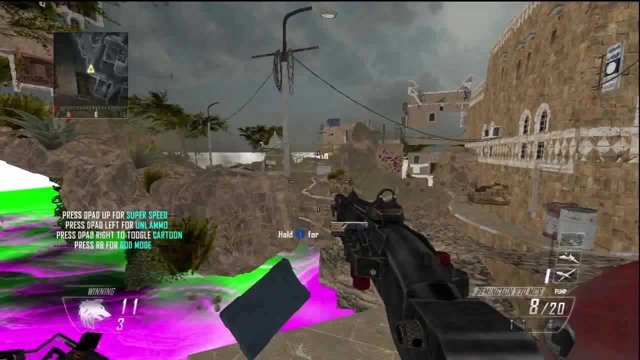 Black Ops 2 Elite Mod Menu PS3XboxPC YouTube