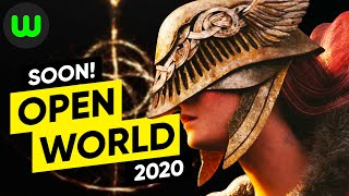 Top 10 Upcoming Open World Games of 2020
