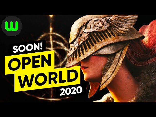 Top 10 Upcoming Open World Games of 2020 | whatoplay