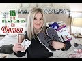 HOLIDAY GIFT GUIDE FOR WOMEN | 15 BEST GIFTS FOR HER