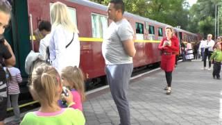 Детская железная дорога (ДЖД) в Днепропетровске / Children
