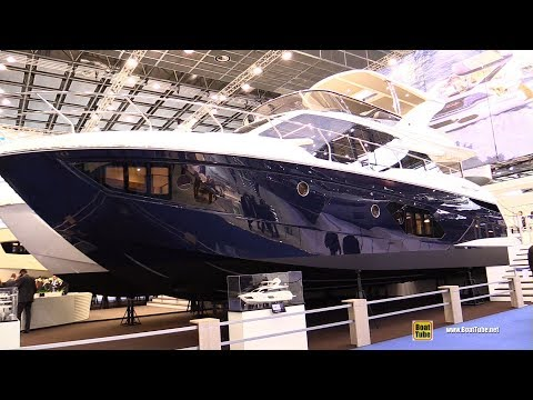 2018 Absolute 52 Fly Yacht - Walkaround - 2018 Boot Dusseldorf Boat Show