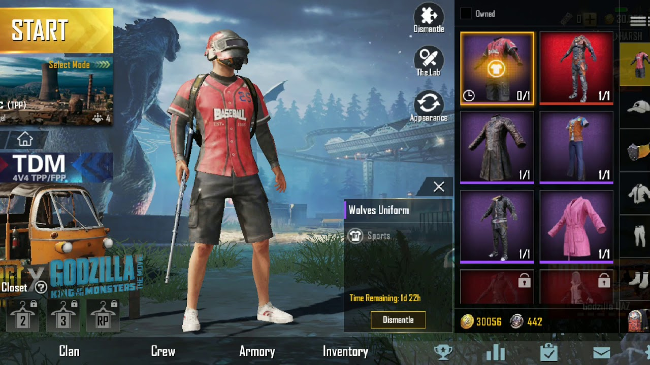 5 83 MB) How to get free legendary item every day in PUBG mobile
