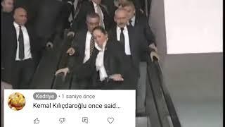 Kemal Kılıçdaroğlu once said... /humor