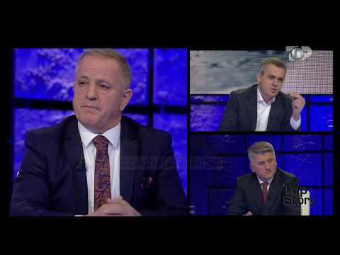 Top Story, 20 Nentor 2017, Pjesa 2 - Top Channel Albania - Political Talk Show