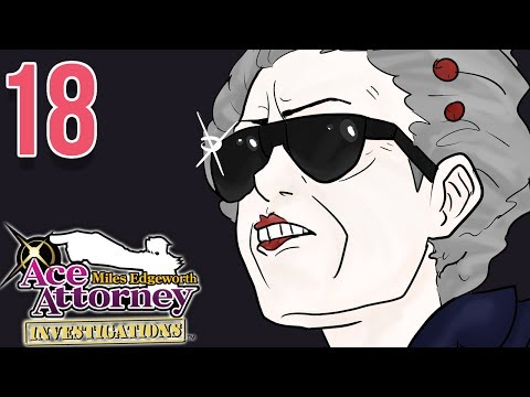 Ace Attorney Investigations: Miles Edgeworth ➤ 18 - Let's Play - MISSILE INBOUND - Playthrough