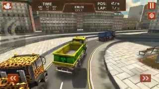 Dump Truck 3D Racing Part 2 Gameplay (Android) (1080p)
