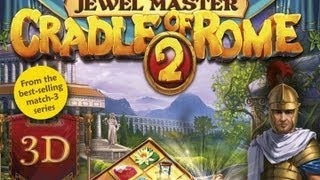 CGRundertow JEWEL MASTER: CRADLE OF ROME 2 for Nintendo 3DS Video Game Review