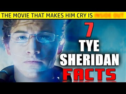 Tye Sheridan Facts  READY PLAYER ONE actor
