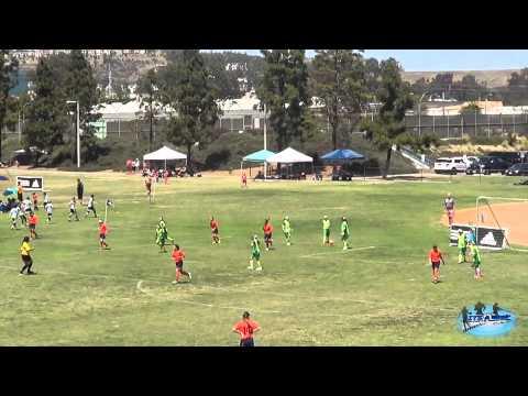 San Diego SC GU10 White v RSF Attack (6/7/15) CHAMPIONSHIP GAME