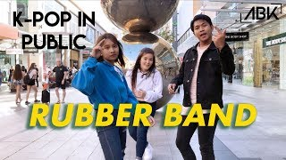[KPOP IN PUBLIC CHALLENGE] iKON - RUBBER BAND (고무줄다리기) Dance Cover by ABK Crew from Australia