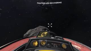 Blowing up a Star Destroyer in VR w/ Virtual Desktop