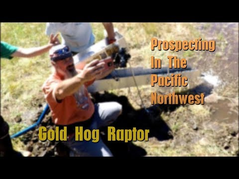 Prospecting For GOLD! In The Pacific North West