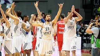 Highlights: Real Madrid-Olympiacos Piraeus, Playoffs Game 2