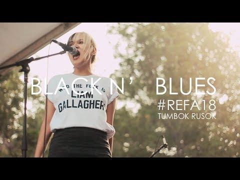 Black N' Blues | TUMBOK RUSOK (LIVE AT REFA18)