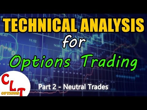 Technical Analysis for Options Trading | Neutral Trades