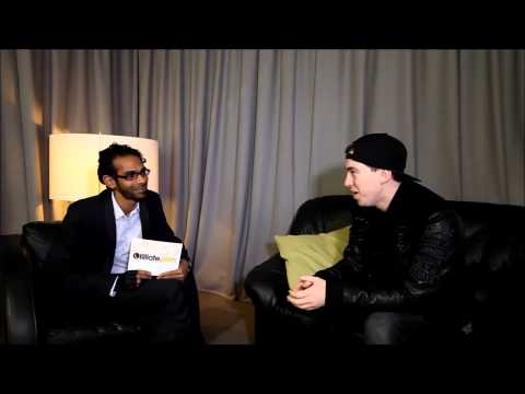 DJ Hardwell Interview 02.2015