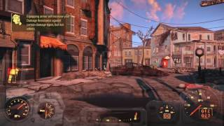 Fallout 4 ps4 pro gameplay