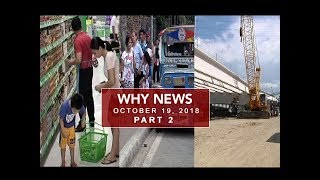 UNTV: Why News (October 19, 2018) Part 2