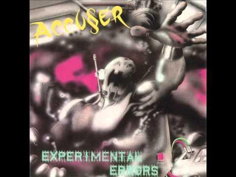 Accuser - Experimental Errors 1988 full EP