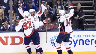 Capitals OT win in Game 6 eliminates Maple Leafs from playoffs