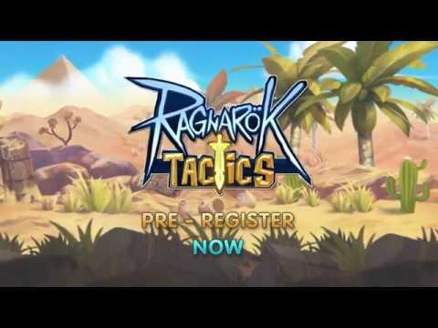 Ragnarok Tactics : เปิดลงทะเบียนล่วงหน้าแล้ววันนี้