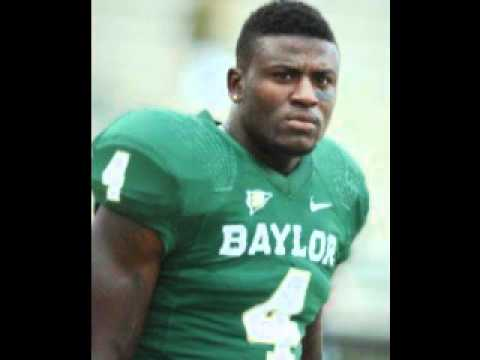 Interview With Ike Williams from Baylor, NFL Draft Pick 04/24/12